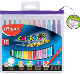 COLOR'PEPS LONG LIFE MAPED